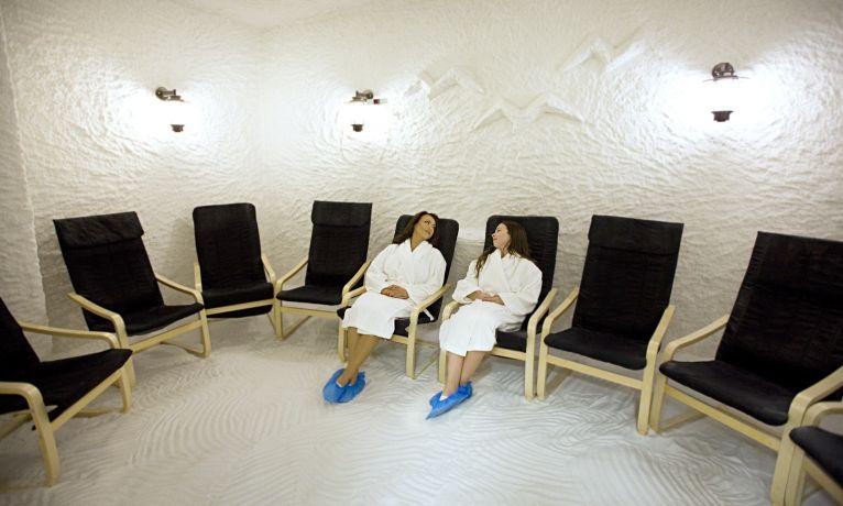 Gydomosios terapijos ir mineralinės inhaliacijos