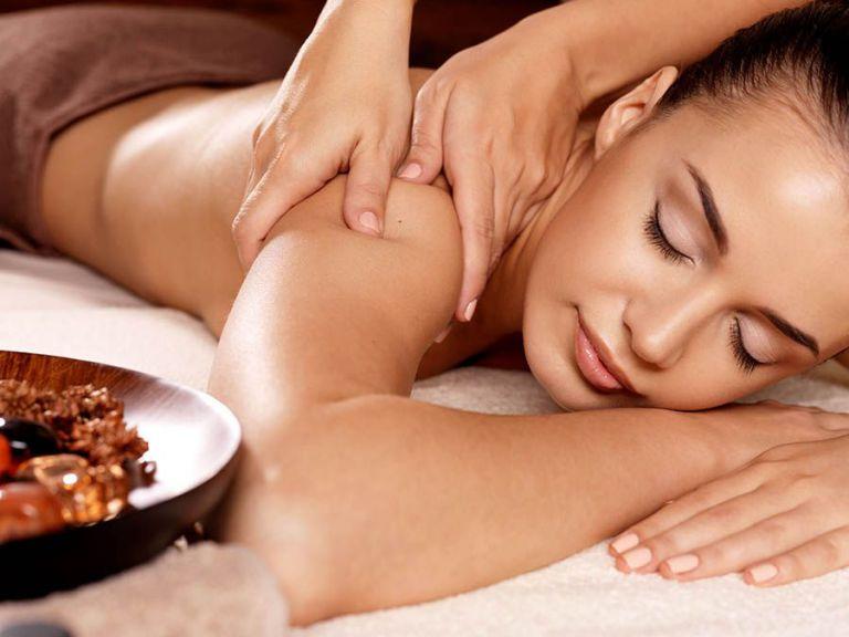 SPA procedūros, SPA masažai