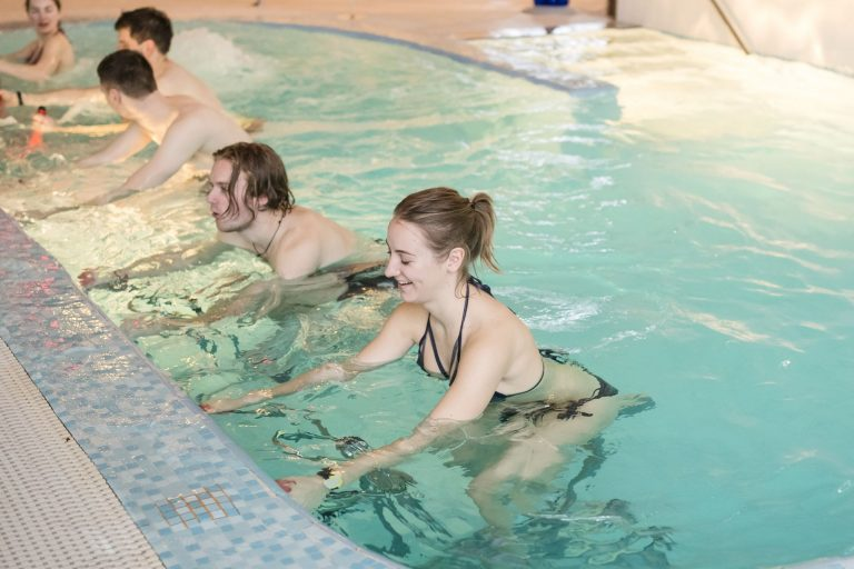 Stiprus imunitetas, sveikatingumo programa, sportas vandenyje